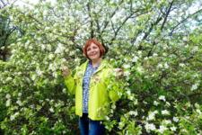Russian woman 56y.o. from Uljanovsk