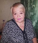 Donna 63 anni, dalla Belarus,