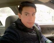 Man 38y.o. from Peru, Lima