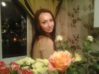 Woman 37y.o. from Russian Federation, Sankt-Petersburg