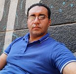 Man 38y.o. from Egypt, al-Gardaqah