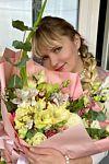 Donna 46 anni, dalla Belarus, Minsk